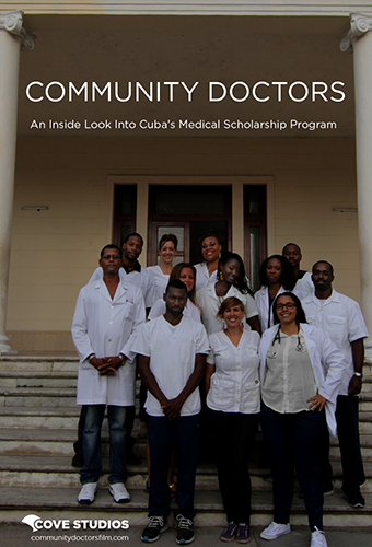 Community Doctors Poster